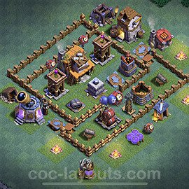 Layout da base Vila do Construtor CV4 com link 2020, #5