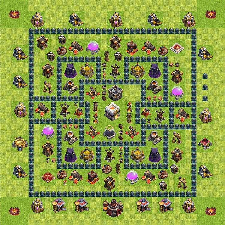 Town Hall 11 in Clash of Clans 2015