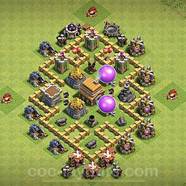 Base plan TH5 (design / layout) with Link for Farming 2020, #102